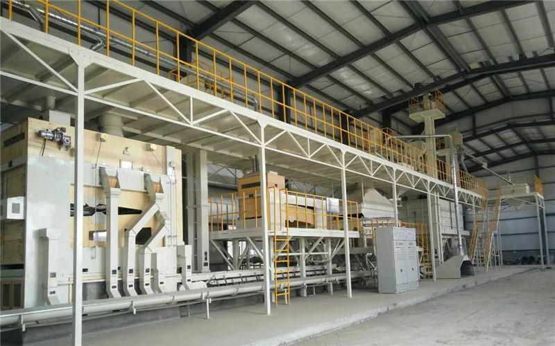 科河种业磴口加工厂照片